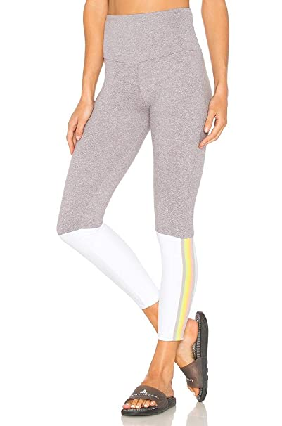 Onzie Olympian Yoga Leggings Stone Combo (M/L) at Amazon ...