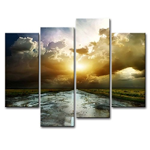 Country Canvas Sets Wall Art: Amazon.com