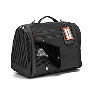 33. Prefer Pets Travelling Gear Premium Pet Carrier Backpack