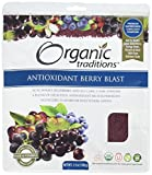 Organic Traditions Antioxidant, Berry Blast, 3.5 Ounce (Pack of 12)
