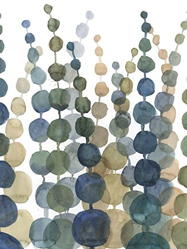 - Pompom Botanical II by Megan Meagher Art Print, 11 x 14 inches