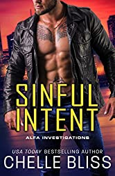 Sinful Intent (ALFA Investigations Book 1)