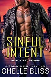 Sinful Intent (ALFA Investigations Book 1)