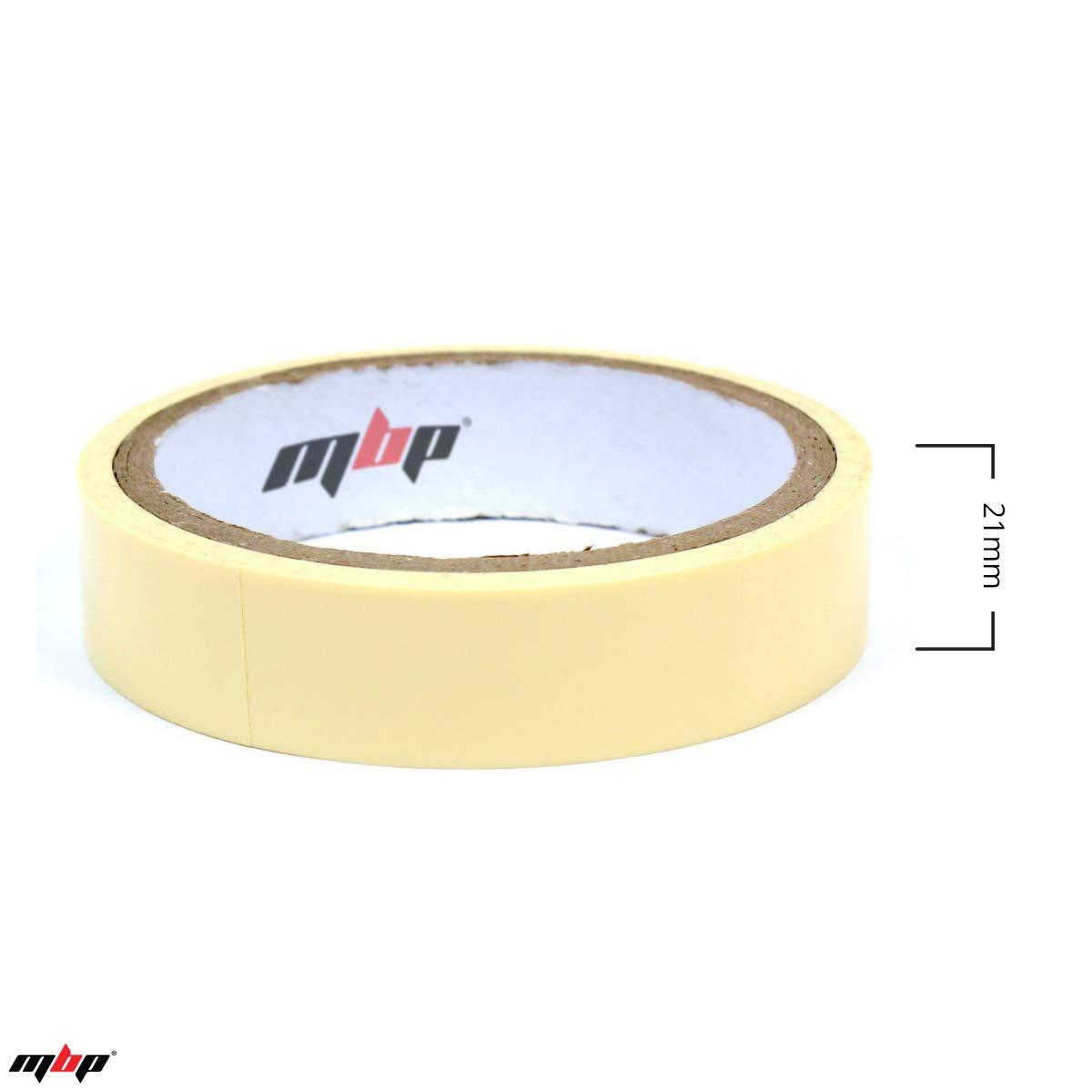 MBP Tubeless Bicycle Rim Spoke Tape (10 Meters x 21mm or 25mm) (21)