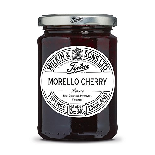 - Tiptree Morello Cherry Preserve, 12 Ounce Jar