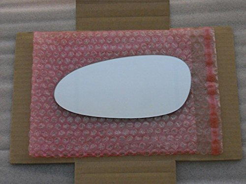 HEATED Mirror Glass with BACK PLATE for PORSCHE 911 BOXSTER CAYMAN Driver Side View Left LH