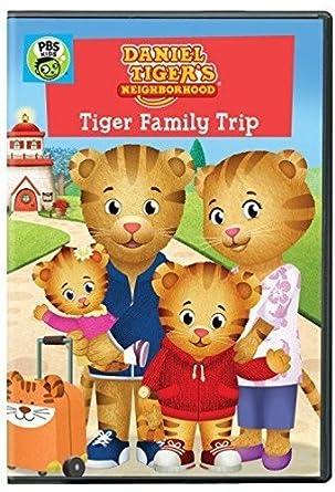 Amazon.com: Daniel Tiger\'s Neighborhood: Tiger Family Trip ...