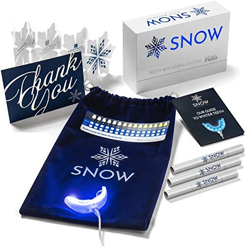 Home Teeth Whitening Kit With Led Light in US - 4
