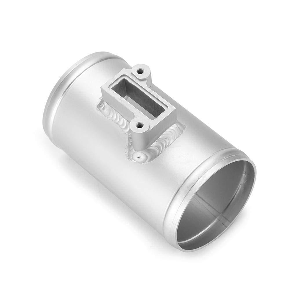 63mm Asiproper Adaptateur de prise dair pour adaptateur de capteur de d/ébit dair pour Toyota Ford Nissan