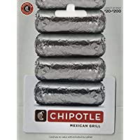 Deals on $50 Chipotle Gift Card Digital