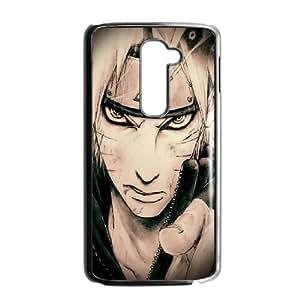 LG G2 Cell Phone Case Black Naruto Uzumaki B4T1RZ
