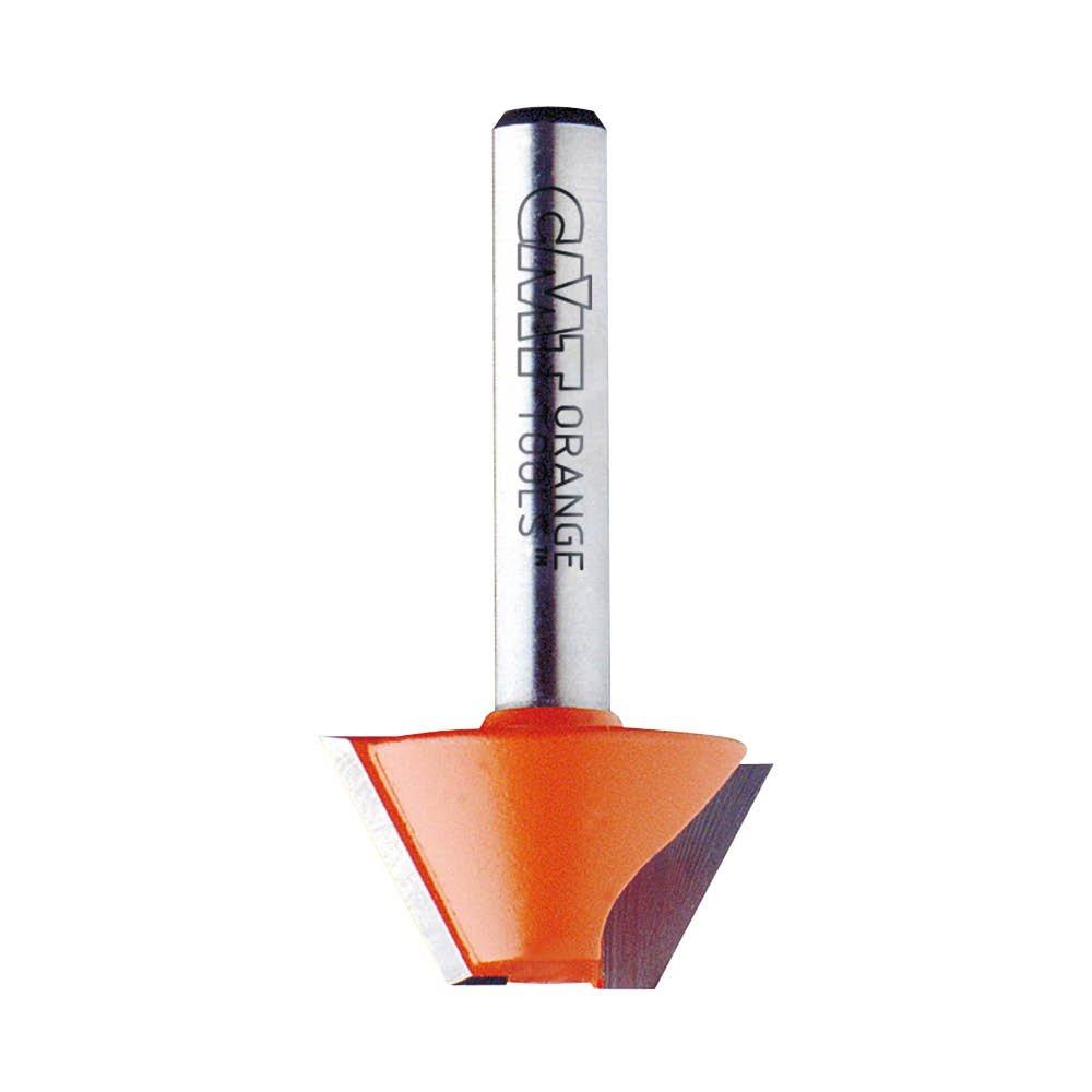 CMT Orange Tools 905.240.11Fraise pour biseautage 45° HM S 8mm de diamètre 27x 9 mm