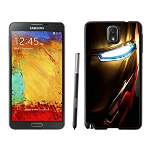 Iron man Case For Samsung Galaxy Note 3 Black