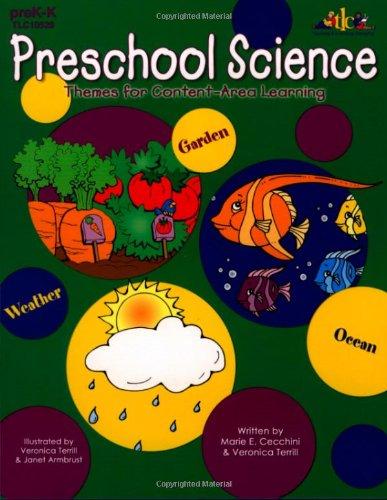 Read Online Preschool Science pdf epub