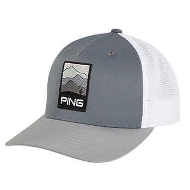 16f2ce46959 ... Golf- Patch Cap 1d577 c57ac  super popular Jew Jewly Ping Mountain Patch  Hat - Silver 3243a b7e4b ...