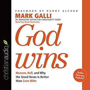 God Wins Audiobook