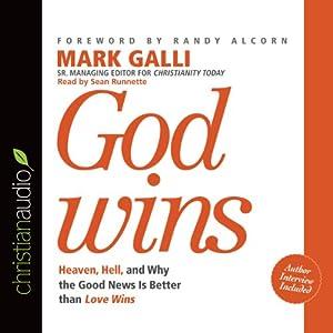 God Wins Audiobook
