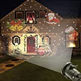 Christmas Projector Lamp, Wishshopping Outdoor