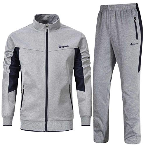 Rdruko Men's Tracksuit Athletic