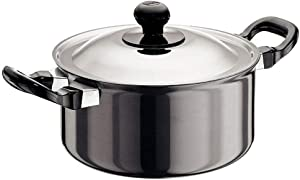 Hawkins/Futura Hard Anodised Cook and Serve Stewpot, 2.25-Liter