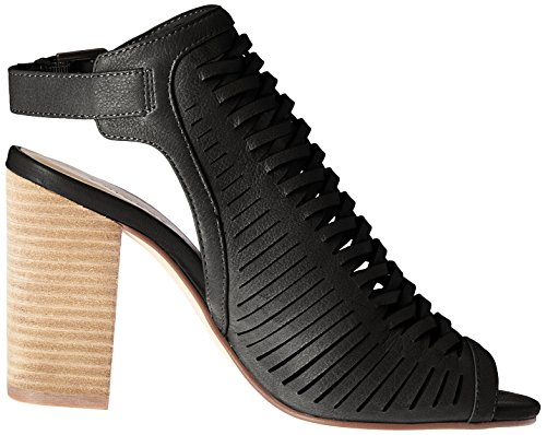 Laundry Women's Torey Black Sandal Dress Leather Chinese aPvwqxq