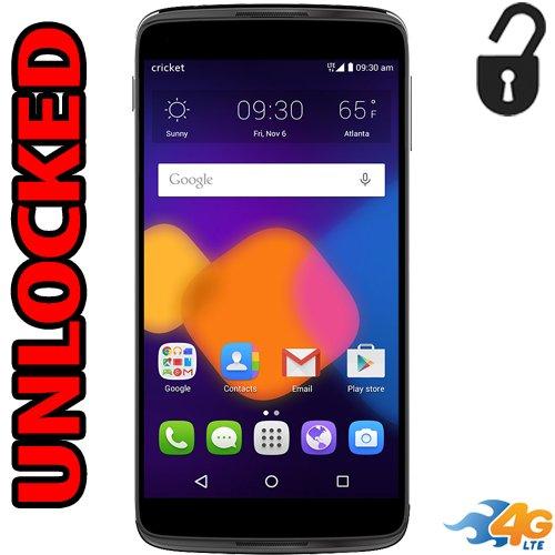 Alcatel Idol 3 4G LTE Unlocked 6045O (Cricket) 5.5 inch Octa Core 16GB 2GB RAM 13MP Usa Latin & Caribbean Bands Android