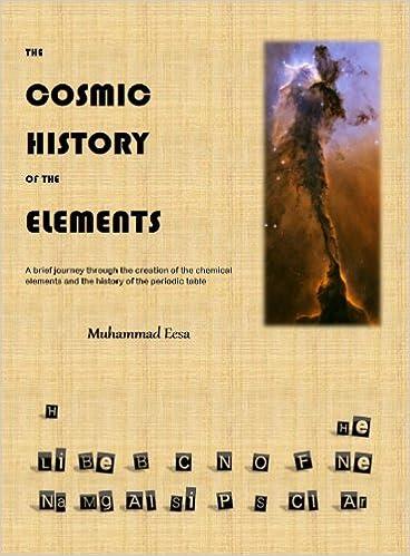 Free ebook download pdf the cosmic history of the elements the the cosmic history of the elements the evolution of the chemical elements and the history urtaz Gallery