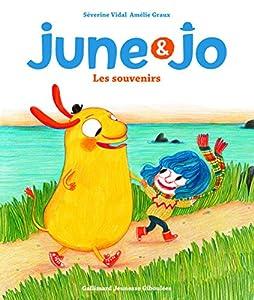 """Afficher """"June & Jo<br /> Les souvenirs"""""""