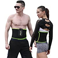 SZ-Climax Waist Trimmer Belt with Pocket for Cell Phone