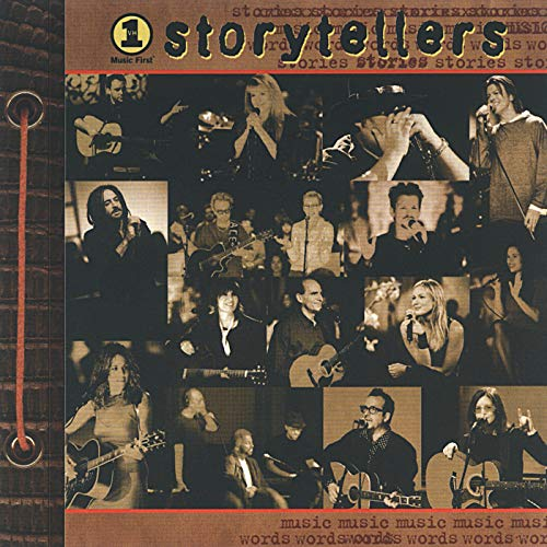 Here Comes The Rain Again (Storytellers)