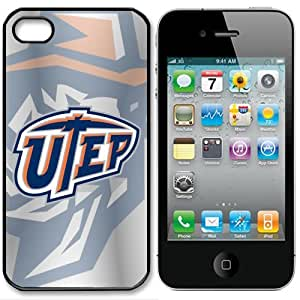 NCAA UTEP Miners Iphone 5 Case Cover