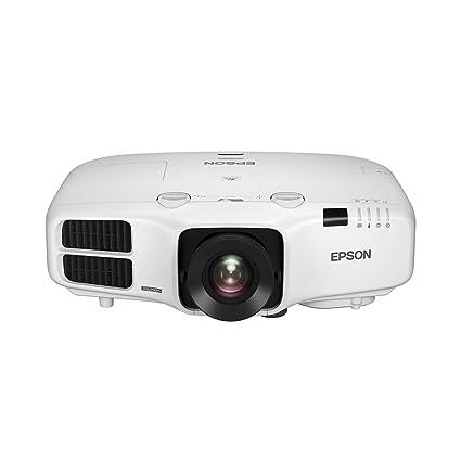 Epson EB-4950WU Video - Proyector (4500 lúmenes ANSI, 3LCD, WUXGA ...