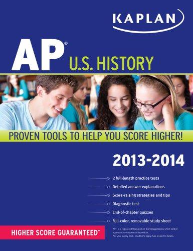 Kaplan AP U.S. History 2013-2014 (Kaplan AP Series)