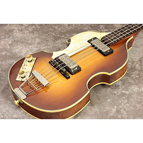 Hofner/58 REI VB BASS Left Handed ヘフナー B07BBNBT4V
