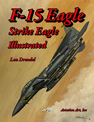 F-15 Eagle Strike Eagle Illustrated for sale  Delivered anywhere in USA