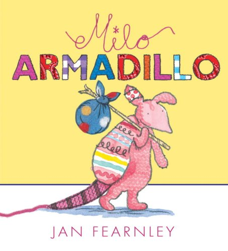 Milo Armadillo Jan Fearnley 9780763645755 Amazon Books