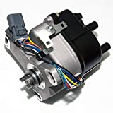 Brand New Compatible Ignition Distributor w/ Cap & Rotor TD-60U TD60U for 92–96 HONDA PRELUDE 2.2L JDM H22A DOHC VTEC OBD1 100-3117429 31-17429 84-17426