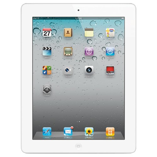 Apple iPad 2 with Wi-Fi 16GB White | MC989LL/A