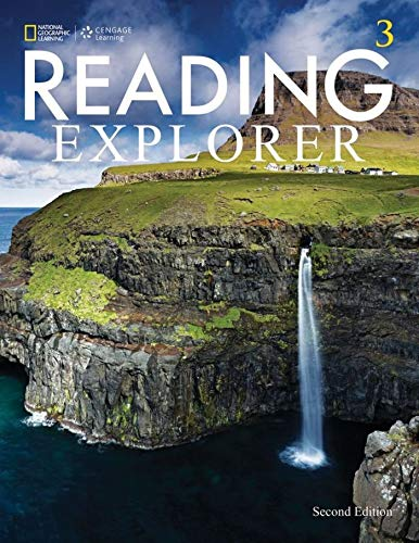 Reading Explorer 3: Student Book with Online Workbook (Reading Explorer, Second Edition)