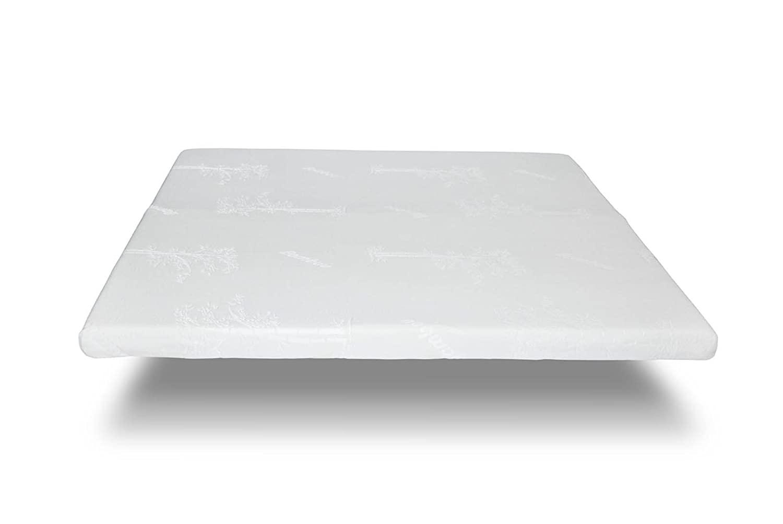 Hypnia - Materassi Sottili Reversibile Bambou-100 x 200 (cm)