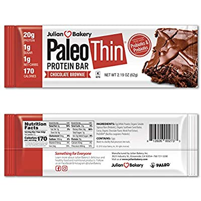 Paleo Thin (Master SKU) (Egg White)