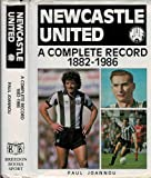 Newcastle United: A Complete Record, 1882-1986
