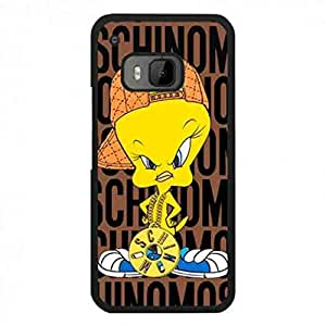 DIY Luxury Brand logo Moschino Coque Case Back Cover For Htc One M9 Ultra Slim Case
