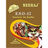 ESO12-Societies in India (IGNOU help book for ESO-12 in English Medium)