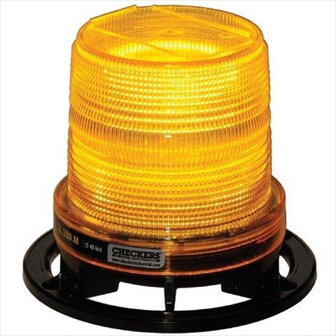 PATLITE(パトライト) SKL-120SA-Y 大型回転灯 (Φ162) (ステンレス) (定格電圧:AC200V) (黄) SN B00LHKD5AO