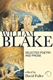 img - for William Blake: Selected Poetry and Prose (revised first edition) book / textbook / text book