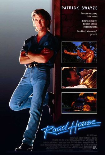 Road House Movie Poster - Style A
