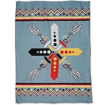 Amazon.com: Arkground Native American Design Blankets - Four ... on puerto rican home designs, native american interior design ideas, native american log houses, cowboy home designs, southwestern home designs, 1800's home designs, western style home designs, native american home ideas, central american home designs, european home designs, mexican home designs, native american office decorations, irish home designs, hawaiian home designs, native american bedroom design, nigerian home designs, disabled home designs, african home designs, rustic southwest home designs, victorian home designs,