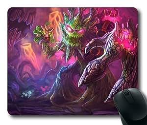 Customizablestyle League of Legends Maokai-3 Mousepad, Customized Rectangle DIY Mouse Pad