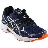 ASICS GelVanisher Shoe Men's Running 7 Insignia Blue-Black-Silver